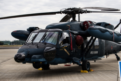 #1 救難ヘリコプター UH-60J.JPG