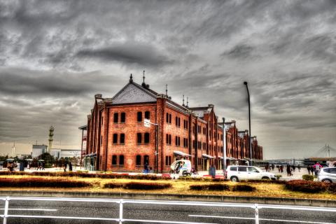 #1 赤レンガ倉庫.JPG