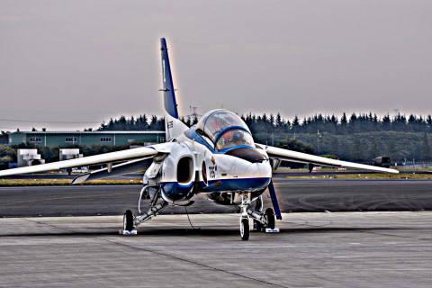 #30 ブルーインパルス T-4.JPG